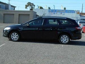2011 Ford Mondeo MC LX Tdci Black 6 Speed Direct Shift Wagon Maidstone Maribyrnong Area Preview