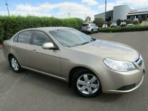 2007 Holden Epica EP CDX Chino 5 Speed Automatic Sedan Tamworth Tamworth City Preview