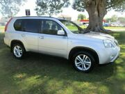 2012 Nissan X-Trail T31 Series V TS Silver 6 Speed Sports Automatic Wagon Kempsey Kempsey Area Preview