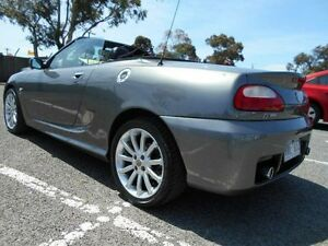 2002 MG TF 160 Silver 5 Speed Manual Roadster Maidstone Maribyrnong Area Preview