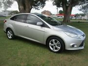 2014 Ford Focus LW MKII Trend PwrShift Silver 6 Speed Sports Automatic Dual Clutch Sedan Kempsey Kempsey Area Preview
