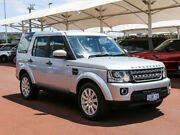 2014 Land Rover Discovery MY14 3.0 TDV6 Silver 8 Speed Automatic Wagon Jandakot Cockburn Area Preview