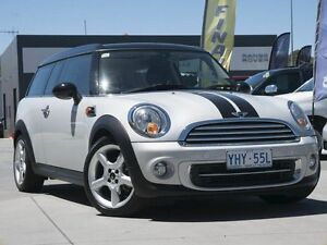 2011 Mini Clubman R55 LCI Cooper Steptronic Silver 6 Speed Sports Automatic Wagon Pearce Woden Valley Preview