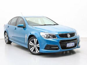 2013 Holden Commodore VF SS Blue 6 Speed Manual Sedan