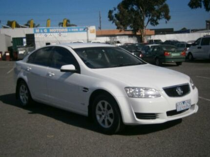 2011 Holden Commodore VE II Omega (D/Fuel) White 4 Speed Automatic Sedan Braybrook Maribyrnong Area Preview