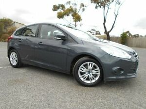 2013 Ford Focus LW MK2 Ambiente Grey 6 Speed Automatic Hatchback Maidstone Maribyrnong Area Preview