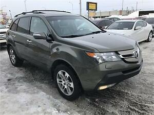 2007 Acura MDX AWD 7passagers, FINANCEMENT MAISON