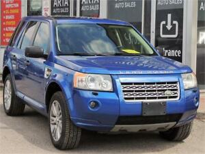 2009 Land Rover LR2 HSE/\LEATHER/\SUNROOF/\AWD/\