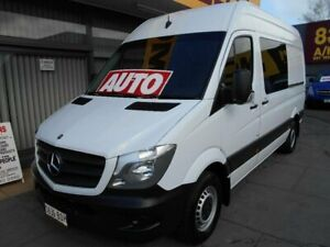 2014 Mercedes-Benz Sprinter 313 CDI MWB HIGH ROOF White Automatic Van West Hindmarsh Charles Sturt Area Preview