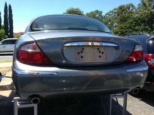 2002 Jaguar S-Type X202 R Silver 6 Speed Automatic Sedan Bundall Gold Coast City Preview