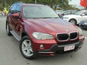 2008 BMW X5 E70 d Steptronic Maroon 6 Speed Sports Automatic Wagon Bundall Gold Coast City Preview