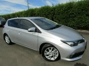 2017 Toyota Corolla ZRE182R MY17 Ascent Sport Silver Pearl 7 Speed CVT Auto Sequential Hatchback Tamworth Tamworth City Preview