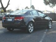 2010 Holden Cruze JG CDX Black 6 Speed Automatic Sedan Maidstone Maribyrnong Area Preview