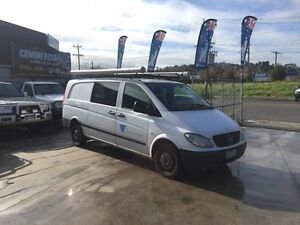 2007 Mercedes-Benz Vito 639 MY07 115CDI Long HI-Roof 5 Speed Automatic Van Lilydale Yarra Ranges Preview