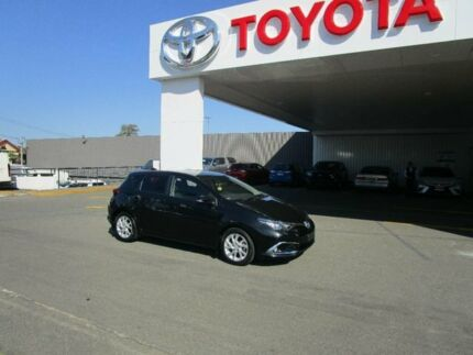 2017 Toyota Corolla ZRE182R MY17 Ascent Sport Ink 7 Speed CVT Auto Sequential Hatchback South Hurstville Kogarah Area Preview