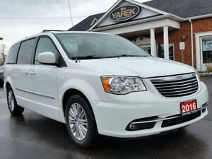 2016 Chrysler Town & Country Touring, Leather Heated Seats, Pwr
