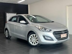 2014 Hyundai i30 GD2 Active Silver 6 Speed Sports Automatic Hatchback Berrimah Darwin City Preview