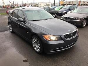 2007 BMW 335i, FINANCEMENT MAISON **LIQUIDATION**