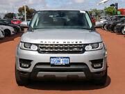 2014 Land Rover Range Rover LW Sport 3.0 TDV6 SE Silver 8 Speed Automatic Wagon Jandakot Cockburn Area Preview