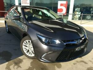 2015 Toyota Camry AVV50R MY15 Atara SL Hybrid Graphite Continuous Variable Sedan Kilmore Mitchell Area Preview