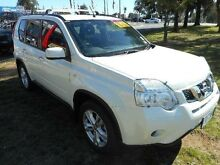 2012 Nissan X-Trail T31 Series 5 ST (FWD) White 6 Speed Manual Wagon Belconnen Belconnen Area Preview