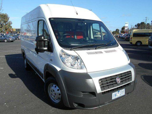 b8721588edbb07 2012 Fiat Ducato MWB MEDIUM ROOF White Automatic Van