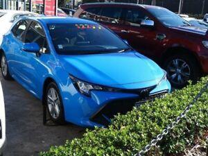 2018 Toyota Corolla Mzea12R Ascent Sport Blue Continuous Variable Hatchback Ulladulla Shoalhaven Area Preview