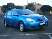 2007 Toyota Corolla ZRE152R Ascent Blue 4 Speed Automatic Hatchback Braybrook Maribyrnong Area Preview