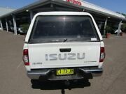 2012 Isuzu D-MAX TF MY12 SX HI-Ride (4x2) White 5 Speed Automatic Crew Cab Utility Tamworth Tamworth City Preview