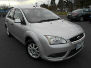 2007 Ford Focus LT LX Silver 4 Speed Automatic Hatchback Braybrook Maribyrnong Area Preview