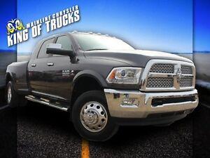 2015 Ram 3500 Crew Cab Pickup Laramie | Trailer Tow Mirrors | He