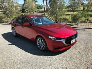 2019 Mazda 3 300NAS4G25GT Soul Red Crystal Automatic Sedan Clare Clare Area Preview