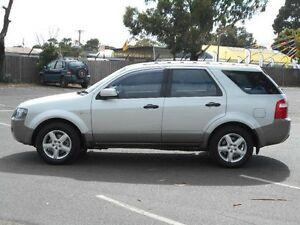 2004 Ford Territory SX TX (RWD) Silver 4 Speed Auto Seq Sportshift Wagon Maidstone Maribyrnong Area Preview