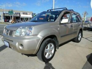 2006 Nissan X-Trail T30 MY06 ST-S X-Treme (4x4) Gold 5 Speed Manual Wagon