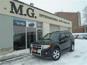 2009 Ford Escape Limited 4WD w/Leather/Roof