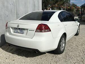 2011 Holden Commodore VE II Omega White 6 Speed Automatic Sedan Seaford Frankston Area Preview