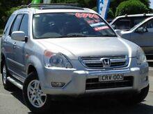 2002 Honda CR-V RD MY2003 Sport Silver 5 Speed Manual Wagon Bundall Gold Coast City Preview