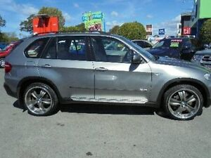 2008 BMW X5 E70 SD Steptronic Grey 6 Speed Sports Automatic Wagon