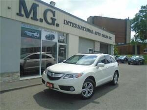 2013 Acura RDX Tech Pkg AWD w/Leather/Roof/Navi