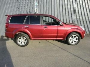 2010 Great Wall X240 CC6460KY Red 5 Speed Manual Wagon Kippa-ring Redcliffe Area Preview
