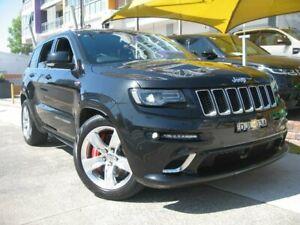 2015 Jeep Grand Cherokee WK MY15 SRT 8 (4x4) Black 8 Speed Automatic Wagon Homebush Strathfield Area Preview