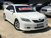 2008 Toyota Camry ACV40R 07 Upgrade Sportivo White 5 Speed Automatic Sedan Werribee Wyndham Area Preview