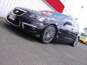 2012 Holden Special Vehicles Senator E Series 3 MY12.5 Signature Black 6 Speed Sports Automatic Seda Svensson Heights Bundaberg City Preview
