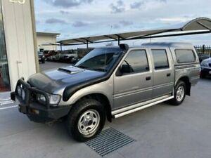 2002 Holden Rodeo TFR9 LX Grey Manual Dual Cab Bells Creek Caloundra Area Preview