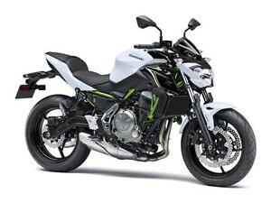 2017 KAWASAKI Z650-BRAND NEW MODEL!