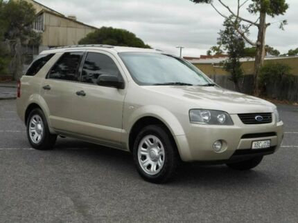 2009 Ford Territory SY Mkii TX (RWD) Tungsten 4 Speed Auto Seq Sportshift Wagon Maidstone Maribyrnong Area Preview