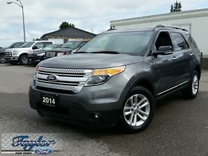 2014 Ford Explorer XLT 4x4 *Leather*Nav*Trailer Tow*