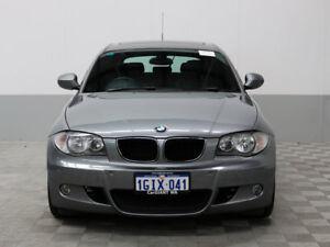 2011 BMW 120i E87 MY11 Grey 6 Speed Automatic Hatchback