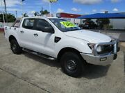 2012 Ford Ranger PX XL 3.2 (4x4) White 6 Speed Manual Dual Cab Utility South Nowra Nowra-Bomaderry Preview