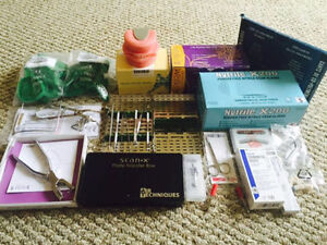 dental assistant level I and II tool kit